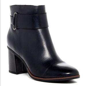 Korks Kork-Ease Decola Leather Booties